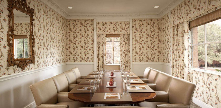 Rosewood Mansion Formal Dining