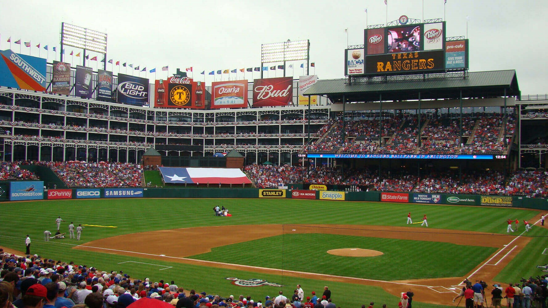 Image of Texas Rangers