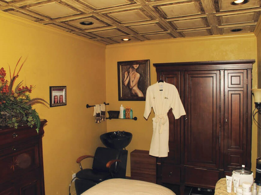 MediSpa 3 - Room & Robe